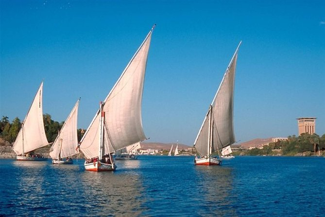 Felucca Tour to Elephantine Island in Aswan