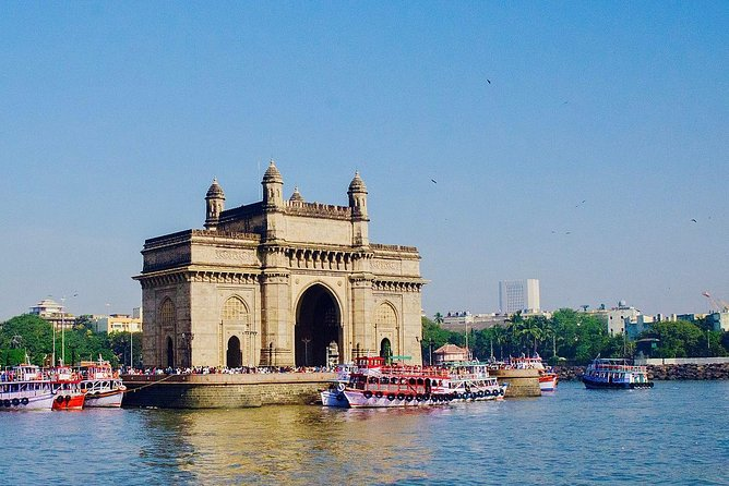 Guided Full Day Sightseeing City Tour of Mumbai
