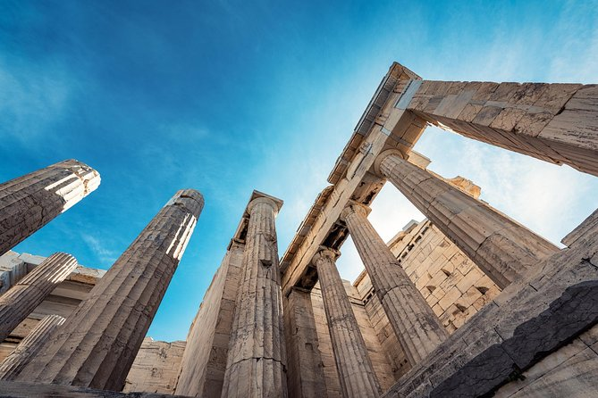 A powerful Athens Segway tour. Semi-private Historical and Contemporary Tour