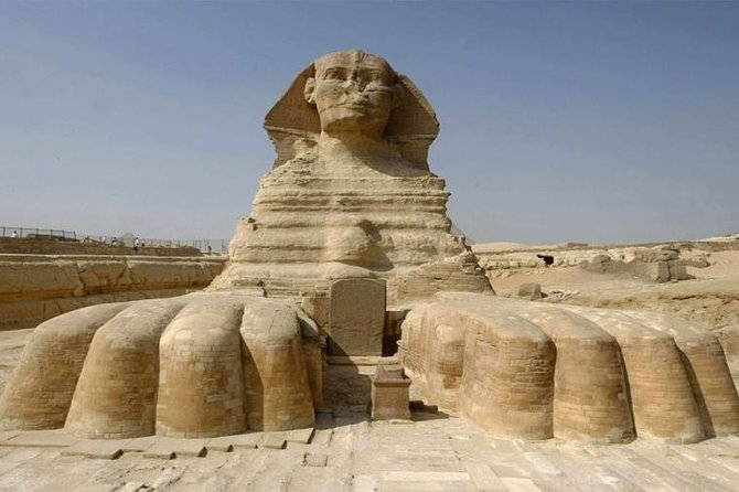 Full-Day Sightseeing Tour of Cairo
