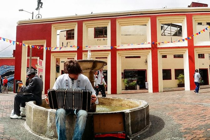 Bogota Historical City Tour in La Candelaria