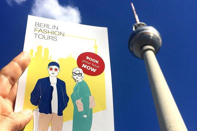 BERLIN FASHION TOUR by bike