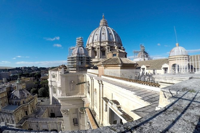 St Peter's Basilica and Cupola guided tour