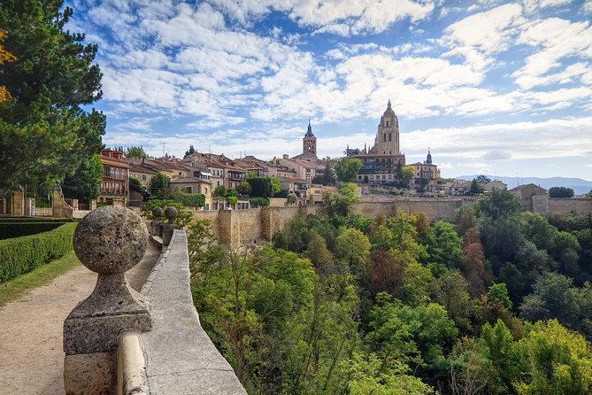 Segovia Half Day Afternoon Tour from Madrid with Alcazar Admission
