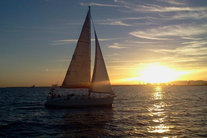 Sailing Boat: Sunset Cruise