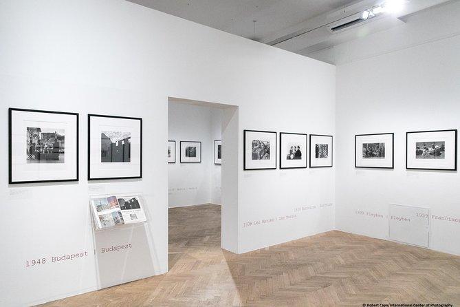 Robert Capa Contemporary Photograhy Center Visita Ticket