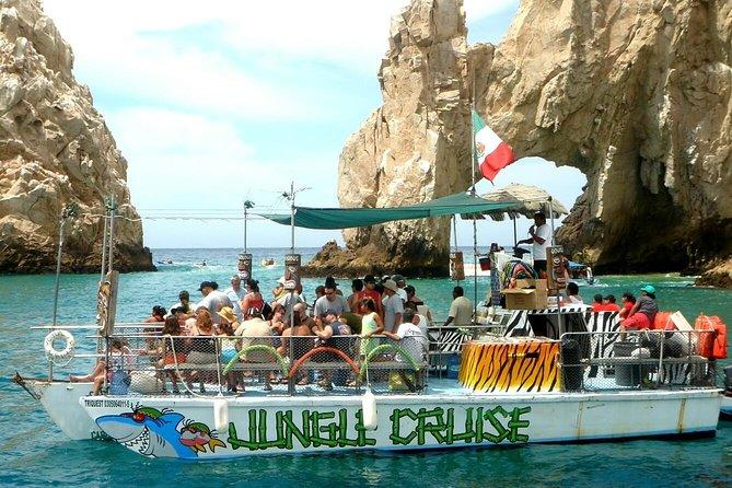 Snorkel Cruise in Cabo San Lucas