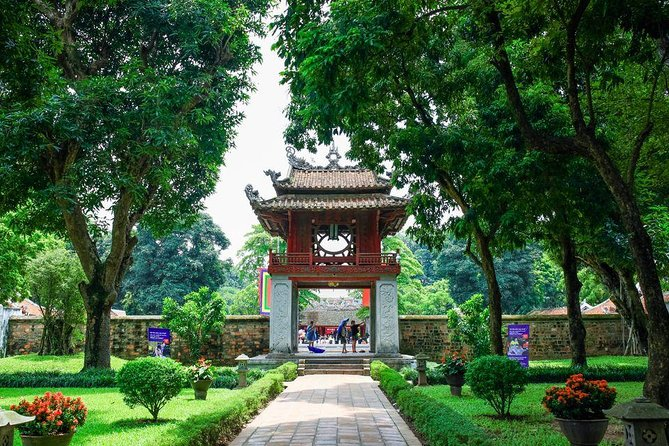 Private Luxury Hanoi City Tour - Full Day Trip