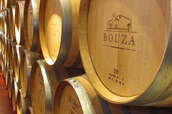 Bouza Winery Lunch (Esp, Eng, Port)