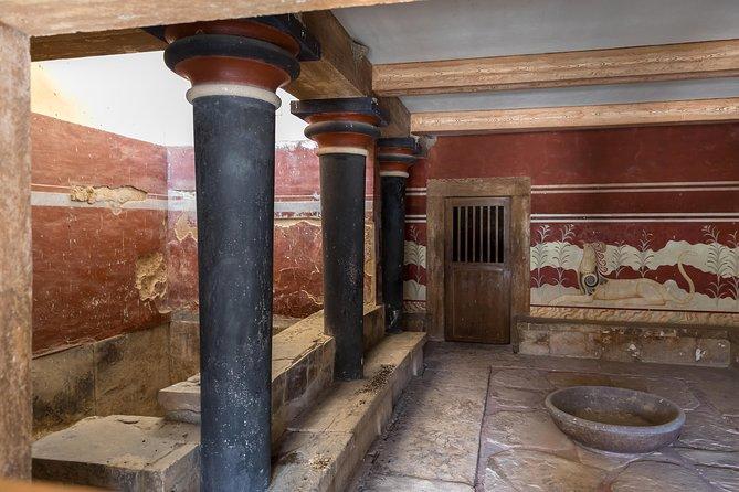Knossos Palace Greek Mythology