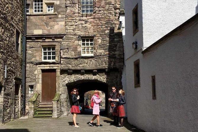 Private Outlander Walking Tour of Edinburgh's Old Town
