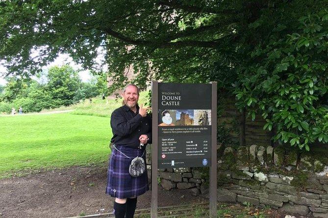 Castles and Gardens Outlandish Tour from Edinburgh