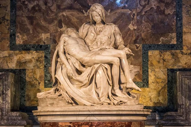 Essential Sistine Chapel Tour, Vatican Museums and St Peter Basilica