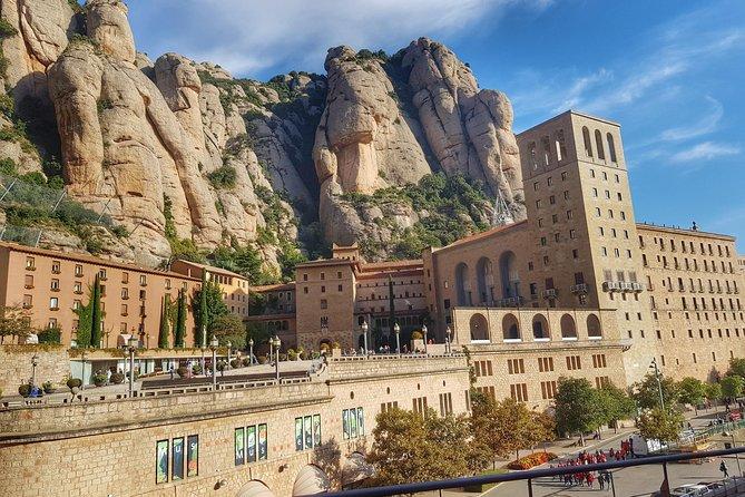 Trekking through the magical Montserrat Mountain