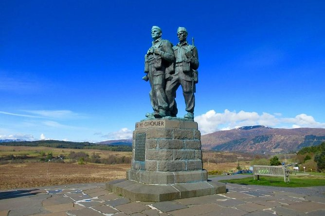 Full-Day Glenfinnan and Glencoe 8 Seater Tour from Inverness