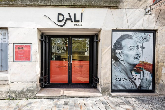 Skip the Line: Dalí Paris Admission Ticket