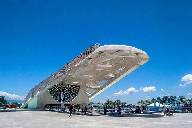 Visiting Museum of Tomorrow, Art Museum of Rio, and CCBB photo 7