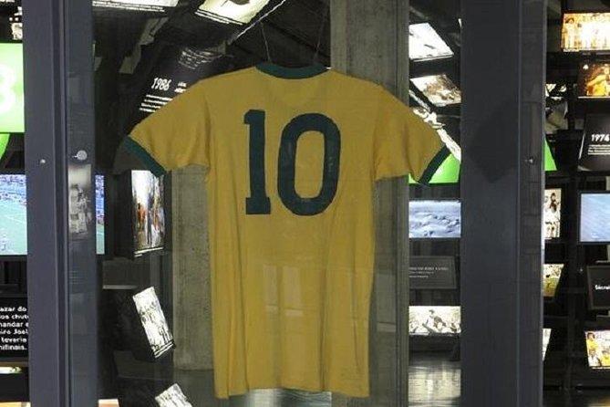 Billet d'entrée au musée du football