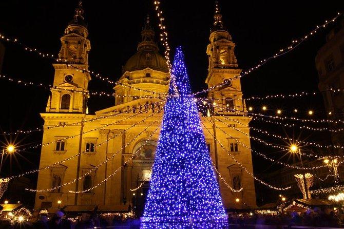 Recorrido por los mercados navideños de Budapest