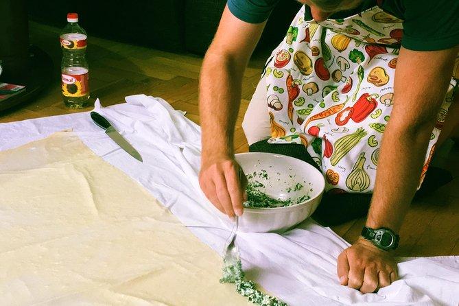 Simple Bosnian Cooking Class Sarajevo