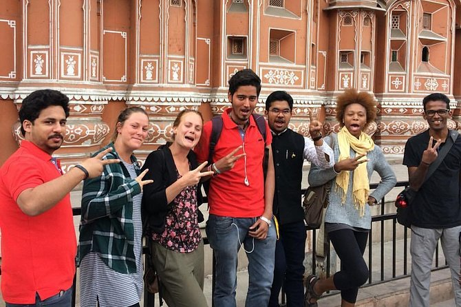 Jaipur Walking Tour