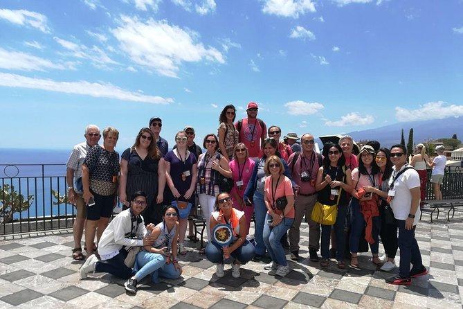 Messina Shore Excursion: Full-Day Taormina and Castelmola Tour