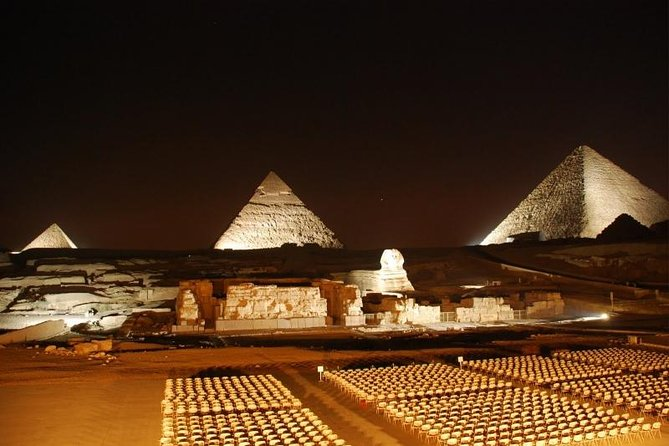 Giza Pyramids Sound and Light show photo 2