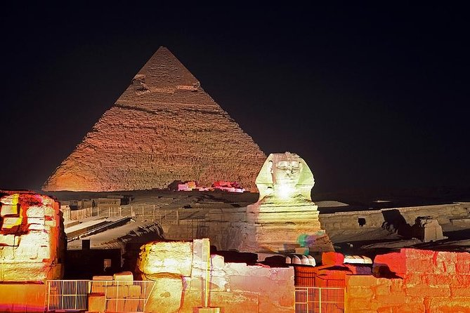 Giza Pyramids Sound and Light show photo 4