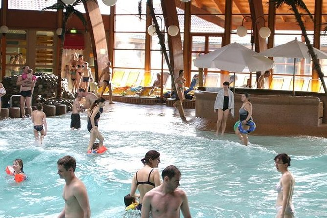 Laguna Water Park Entrance Ticket with Hotel Pick-Up and Drop-Off Included