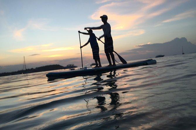 2-stündige Sonnenuntergang Stand Up Paddle Tour in Koh Samui
