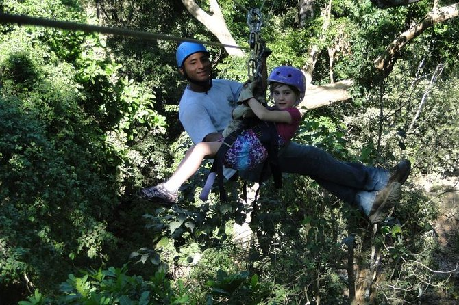 Canopy Tour from Playa Hermosa- Coco Beach