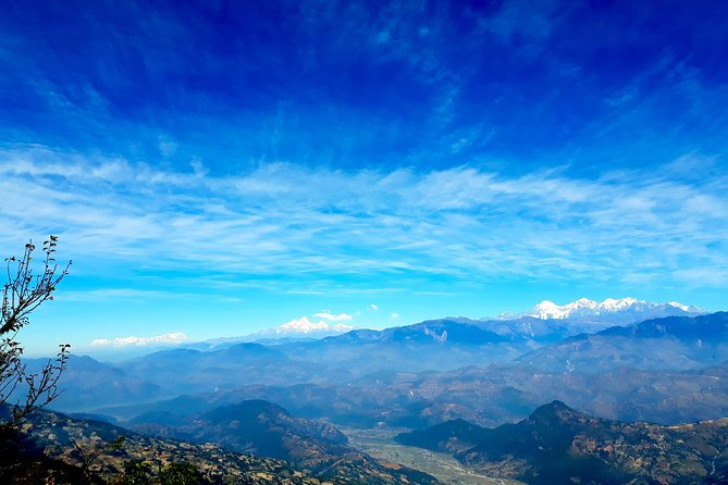 A day hike from Kathmandu to Bagadwaar