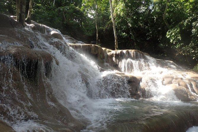 Dunn's River Falls from Ocho Rios