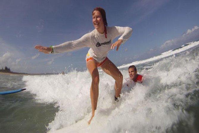 Half Day Surf Lesson