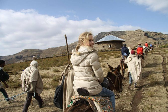 Full Day Simien Mountains National Park Admission ticket