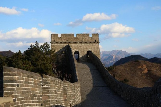 Jinshanling Great Wall Hiking Day Tour