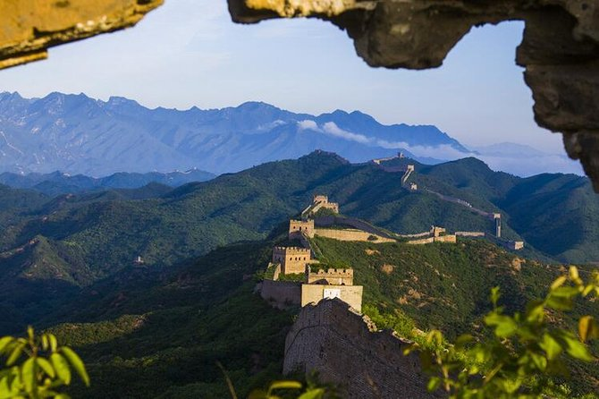 Excursão de um dia pelo grupo de Jinshanling Great Wall Hiking em Pequim
