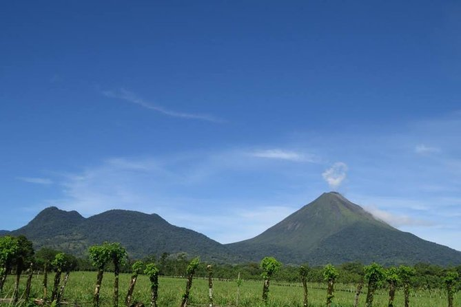 Two Volcanoes Hike in La Fortuna
