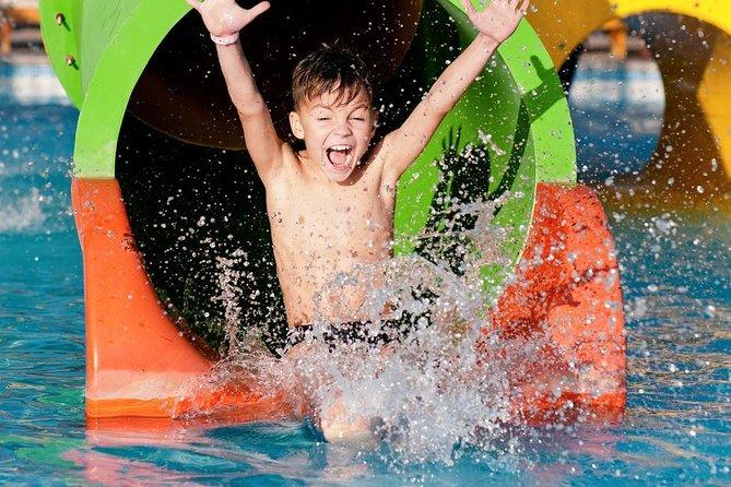 Adaland Aquapark met transfers van Didim en Altinkum