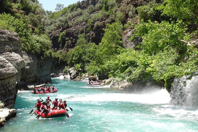 White Water Rafting Adventure on Dalaman River from Bodrum photo 9