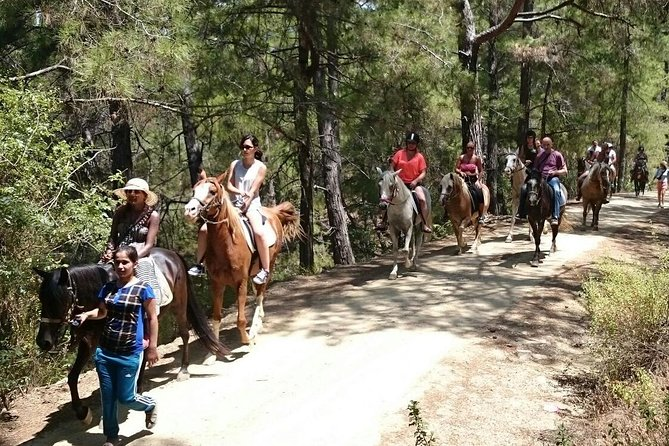 Horse Safari to Ancient Syedra photo 1