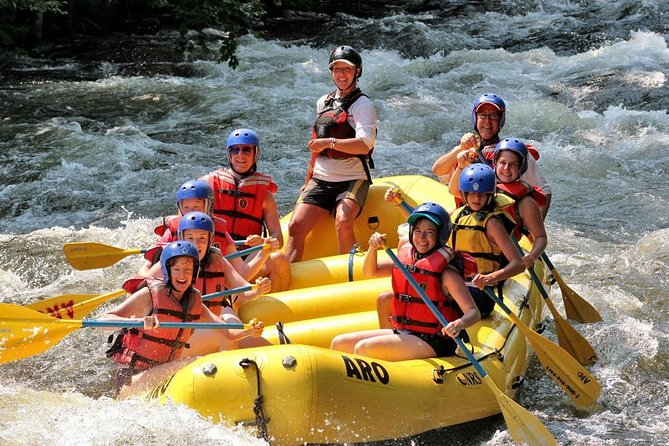 White-Water Rafting Trip on the Dalaman River From Fethiye