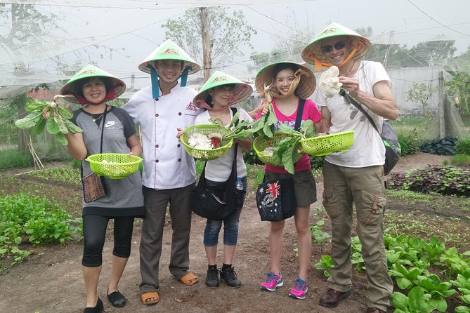 Ho Chi Minh City Full-Day Farm trip with Healthy Cooking Class