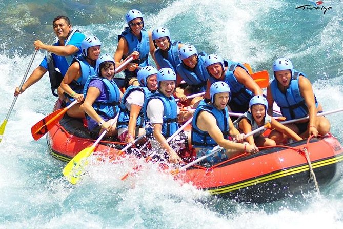 Antalya 4x4 and White Water Rafting Adventure with Lunch photo 3