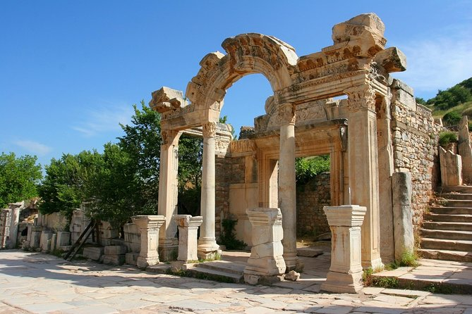 Ephesus and Virgin Marys House in one day from Istanbul