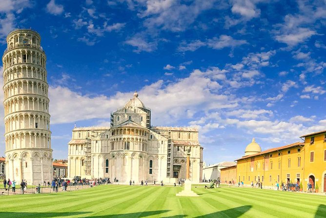 Pisa Private Transfer from Pisa Airport to City centre