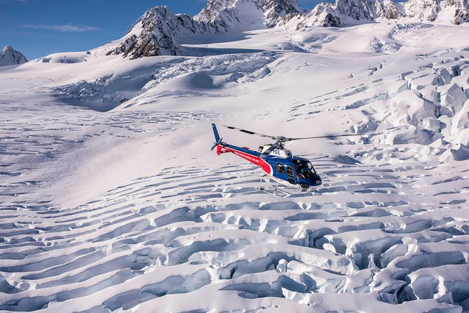 Twin Glacier Helicopter Flight from Franz Josef