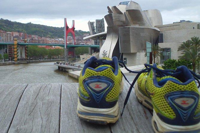 Premium Running Tour in Bilbao