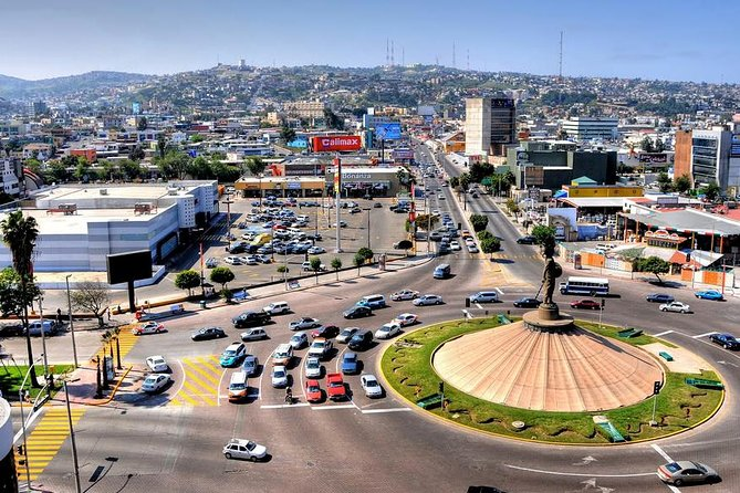 San Diego City and Tijuana Deluxe Combo Sightseeing Tour