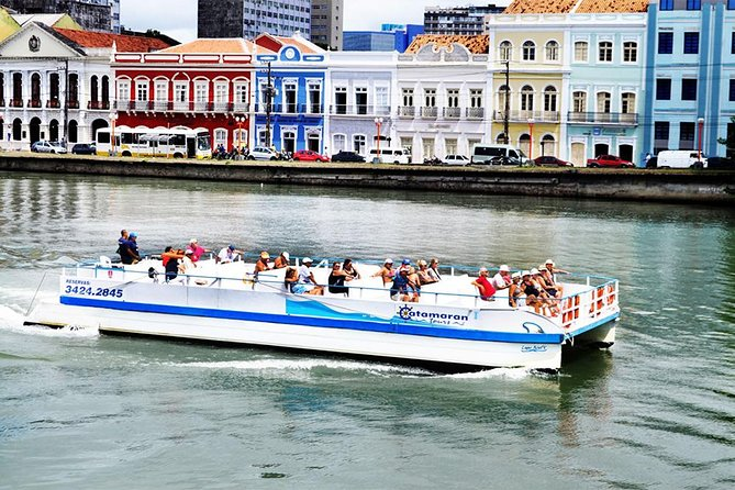Recife Boat Tour